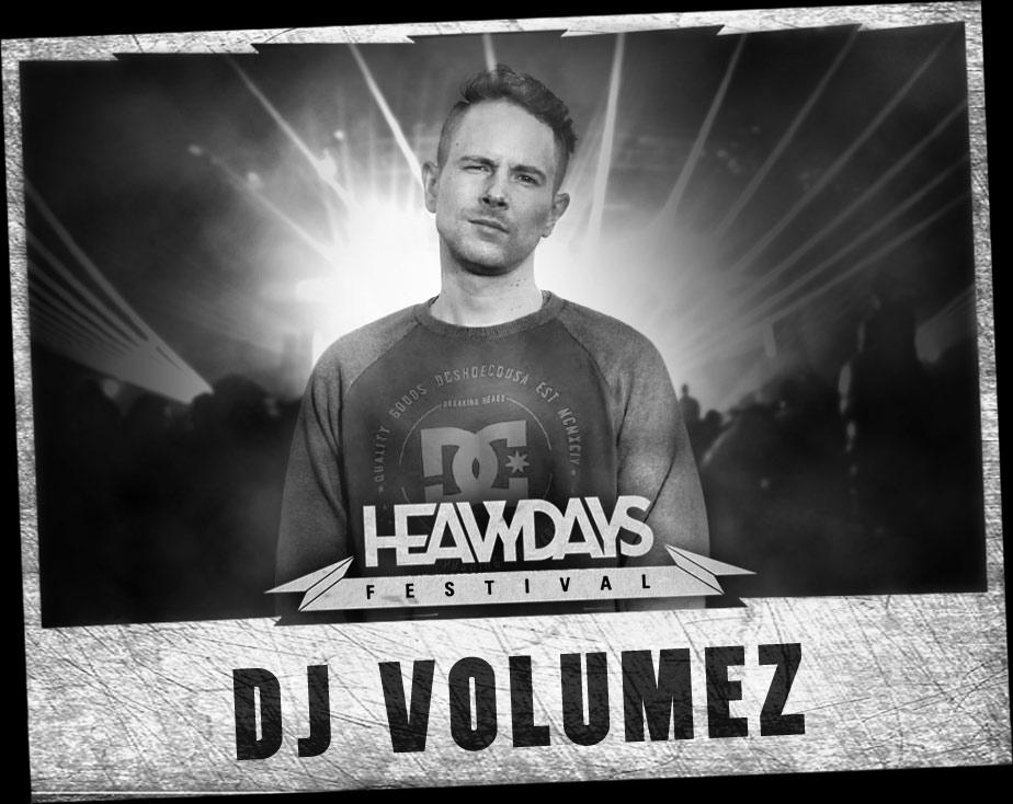 DJ Volumez